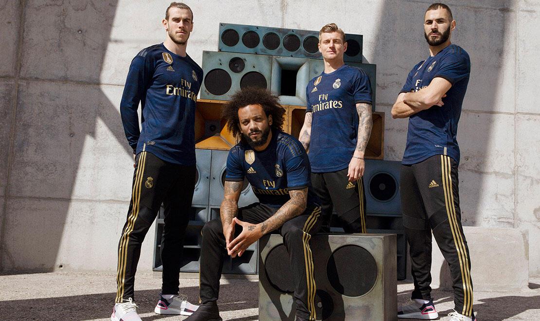 2019-20 Real Madrid CF Away kit