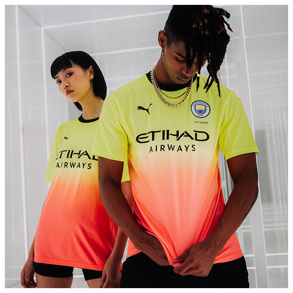 Inspired by the on-field brilliance of Manchester City's style of football