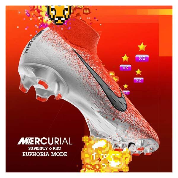 Nike Mercurial Superfly 6 Pro Euphoria Pack