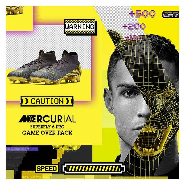 Nike Mercurial Superfly 6 Pro Game Over