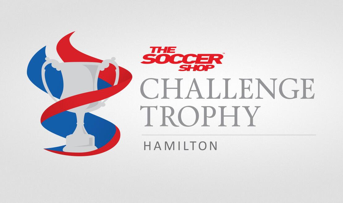 The Soccer Shop Challenge Trophy Hamilton