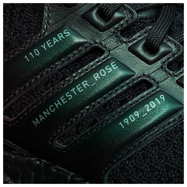 Special edition UltraBoost Trainer celebrates Manchester United's first FA Cup win in 1909