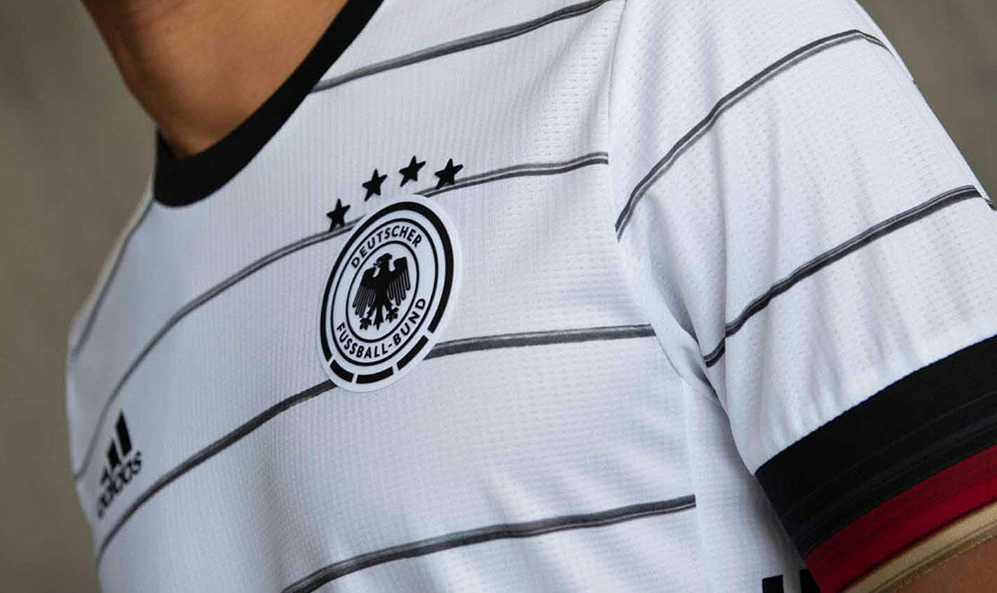 Germany Home Jersey for UEFA EURO2020™