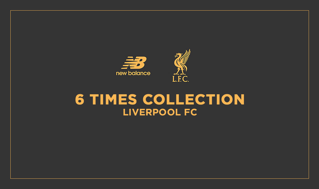 Liverpool FC Six Times Collection