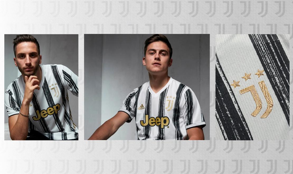 Juventus Home Kit Header