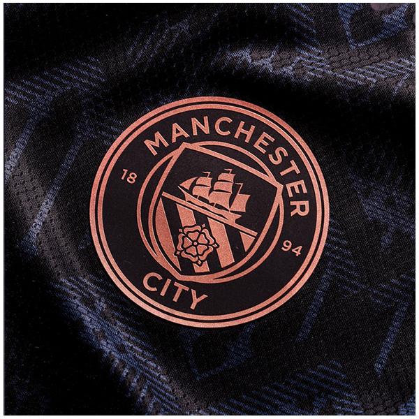 Manchester City Away 20/21 3