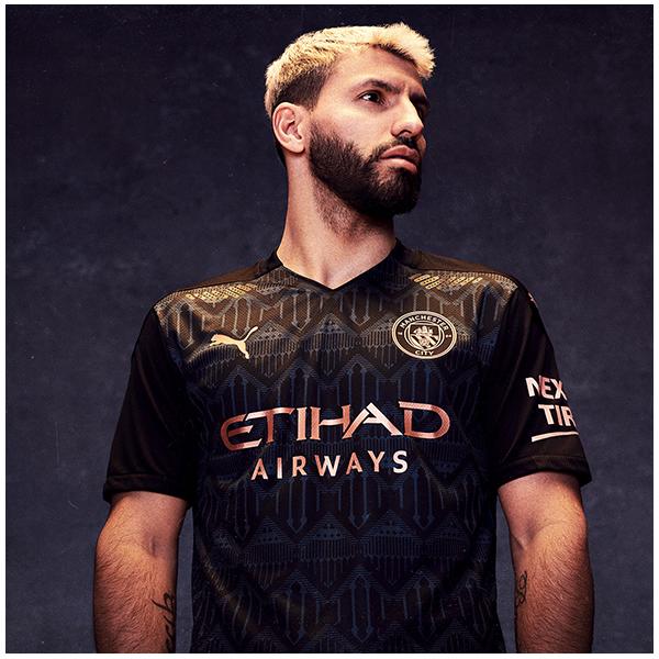 Manchester City Away 20/21 1