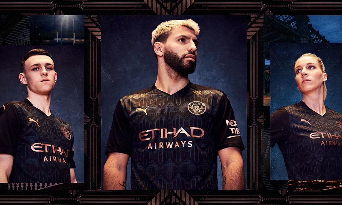 Manchester City Away 20/21
