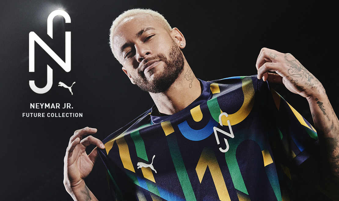 Neymar Jr. Future Collection Header