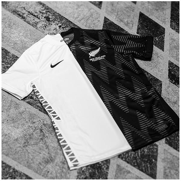 Nike New Zealand 2020 Kit 4
