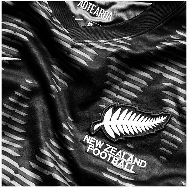 Nike New Zealand 2020 Kit 3