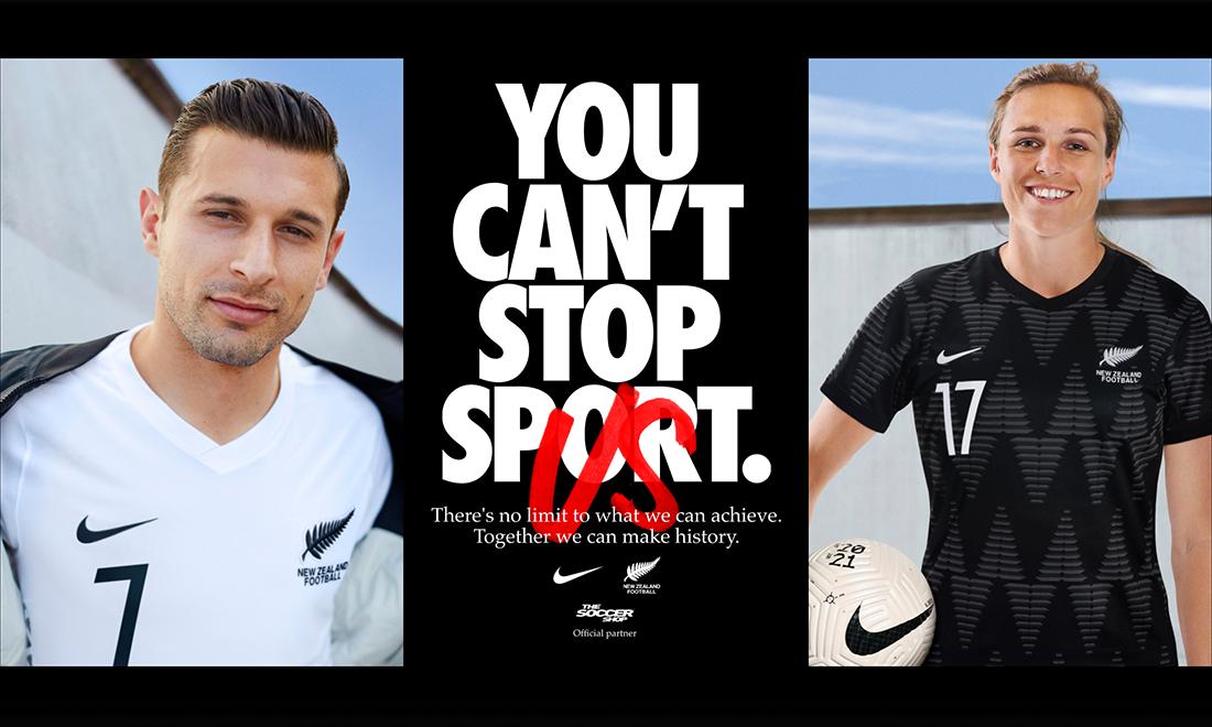 Nike New Zealand 2020 Kit