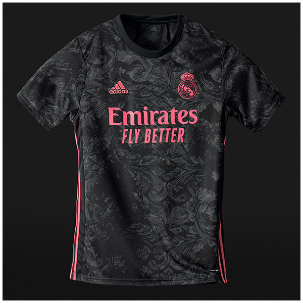 Real Madrid 2020/21 Third Shirt